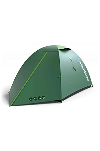 Tienda de campaña para camping BIZAM2 - Verde