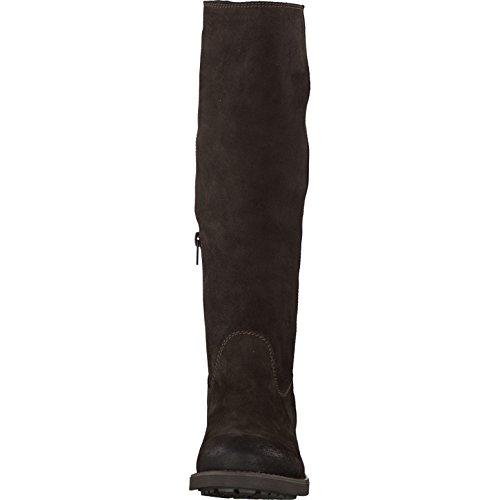 Tamaris1-1-26553-37 206 - Stivali classici Donna Moka