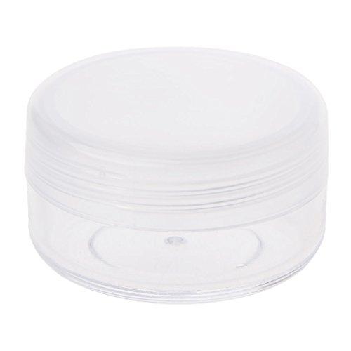 SimpleLife Makeup Jar Mini Probe Flasche Reise Kosmetiktopf Gesicht Creme Container Nagel Box
