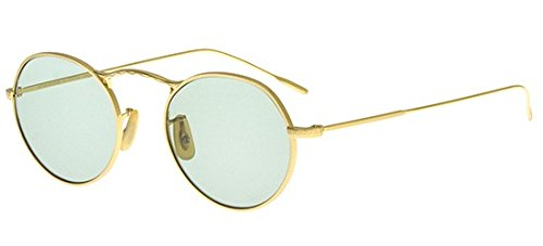 Oliver Peoples Sonnenbrillen M-4 30TH OV 1220S GOLD PLATED/GREEN WASH Unisex