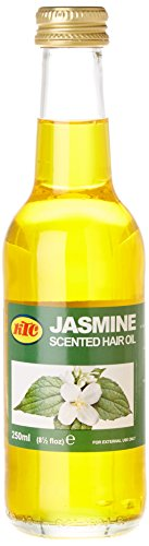 KTC - KTC Jasmin Scented Hair Oil - Volume : 250 ml.