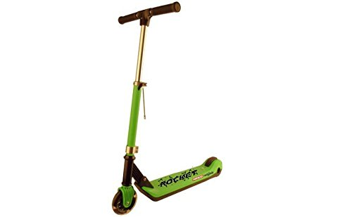 Ninco-NH33006 Patinete Electrico Plegable Junior E Scooter Rocket, (33006)