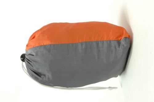 Amazonas AZ-1030160 Silk Traveller techno Hängematte, Belastbarkeit 150kg, Liegefläsche 220 x 140cm - 2