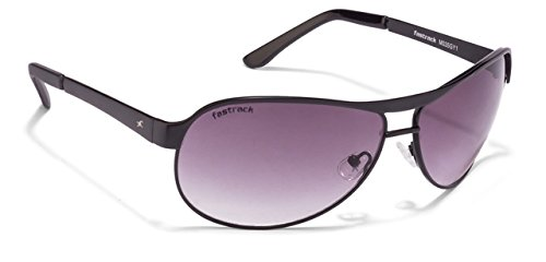 Fastrack Aviator Sunglasses (Black) (M035GY1) #  available at amazon for Rs.2150