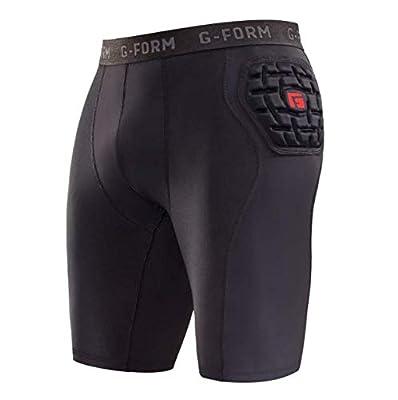 G-Form Team Baselayer Short Liner - Black - XS