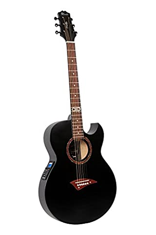 Lindo ORG-SL Infinity Slim Electro Acoustic Guitar with Pre-amp and