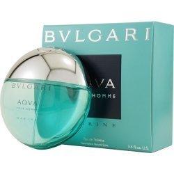 PARFÜM FÜR MANN BULGARI ACQUA AQUA MARINE POUR HOMME 100 ML 3,4 OZ EDT 100ML AQVA BVLGARI EAU DE TOILETTE SPRAY ORIGINAL - Männer, Parfums Bulgari