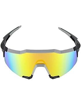 Gafas De Sol Polarizadas UV400 Gafas Deportivas Irrompibles Para Hombres O Mujeres Ciclismo Esquí Béisbol Riding...