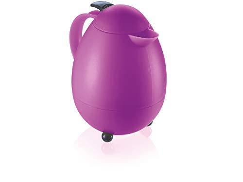 Leifheit 28404 Columbus Pichet Isotherme Satin Purple 1 L