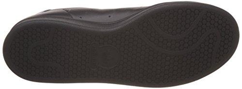 adidas Stan Smith W, Chaussures de Tennis Femme Noir (Core Black/Core Black/Supplier Colour)