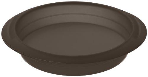 lurch-1-piece-26-cm-flexiform-round-pan-silicone-brown