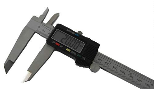 30,5cm/300mm Digital-Messschieber mit Toleranz Funktion (großes Display) 30,5cm 300CE + Fall