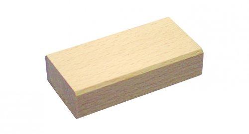 100 Stück Holzbausteine Bauklötze Holz Holzklötze natur Kindergarten Schreiner Qualität Spiel Gut