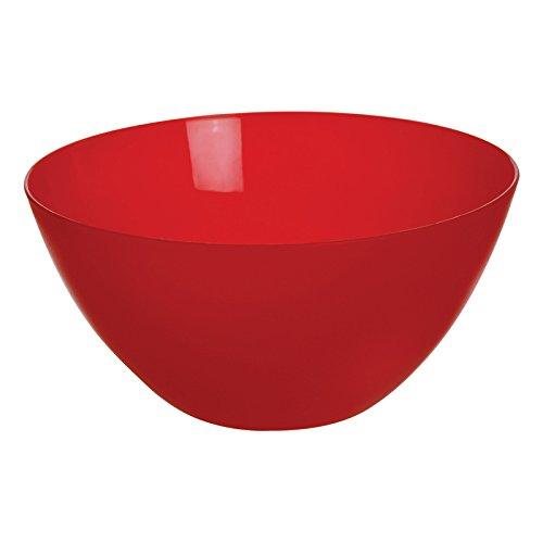 Excelsa rainbow insalatiera, 27.0 cm, rosso