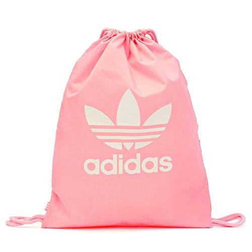 adidas Erwachsene Trefoil Sportbeutel, rosa (Light Pink), 37 x 47 cm