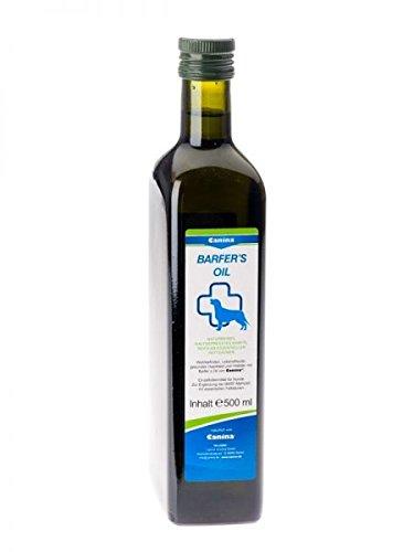 Canina barfer 's Oil 500Ml.