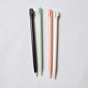 GOZAR 1 X Colorful Stylus Pen Für Nintendo Dsi Ndsi Spiel – Schwarz