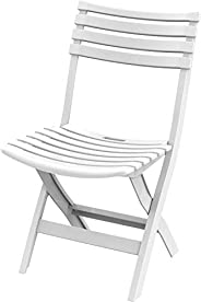 Cosmoplast 6291048151050 Plastic Folding Chair for Indoors and Outdoors