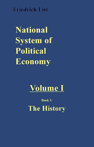 National System of Political Economy: History