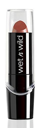 Java-finish (wet n wild Silk Finish Lipstick Java, 3er Pack (3 x 4 g))
