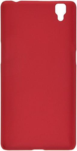 Nillkin OPPOR7S-Shield-Red Super mattierte Schutzhülle für Oppo R7S rot