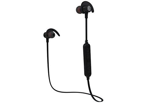 Nu Republic Nu Jaxx Wireless Earphones with Mic (Black)