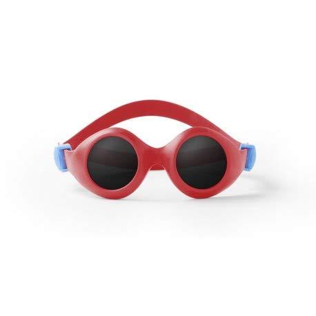 Pyke - BabyPyke - Lunettes de soleil - 3 à 36 mois - Mixte Fille / Garçon - Rouge