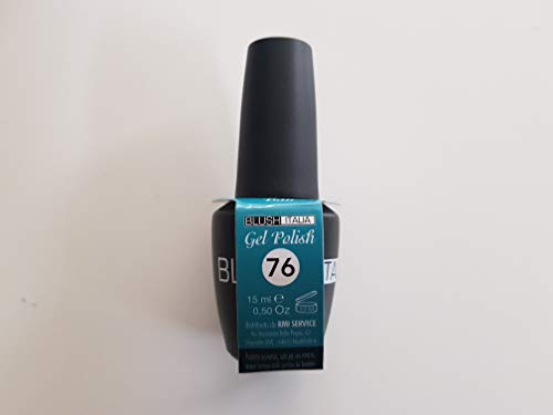 Gel Polish 15 ml semipermanenti Blush Italie 96 couleurs ultra coprenza maximale durée (76 - Bali)
