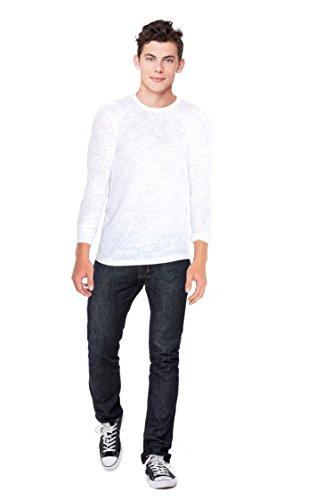 Bella CanvasHerren Sweatshirt Grau - Asphalt
