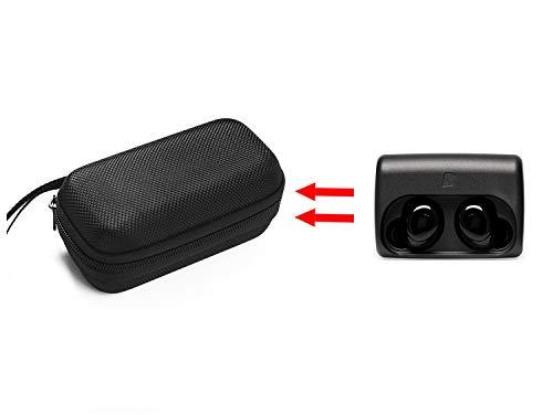 GH GHawk® Bragi The Dash Pro Estuche para Auriculares Estuche rígido de Viaje Bolsa de Transporte Protectora Caja de Auriculares Auricular Estuche portátil