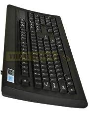 TVS Bharal Gold USB Keyboard (Black)