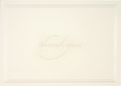 k You Karten, Pearl Elfenbein, 50Stück (61505) (Gartner Studios-karten)