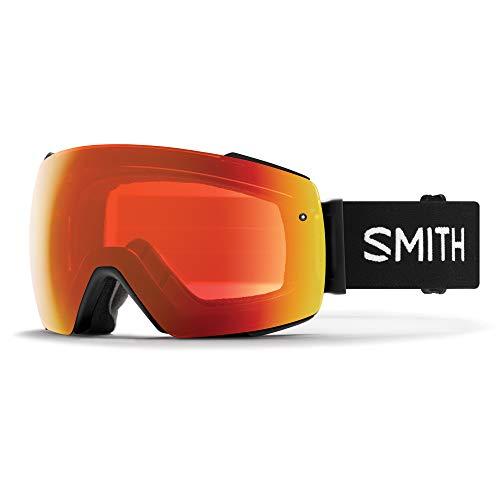 Smith I/O Mag Skibrille Unisex Erwachsene, Schwarz