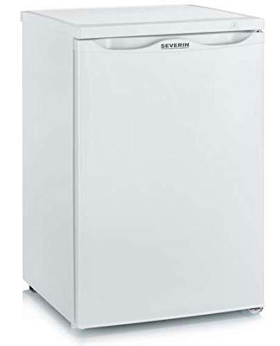 SEVERIN Tischgefrierschrank, 82 L, 43 dB, Energieeffizienzklasse A++, KS 9816, Weiß