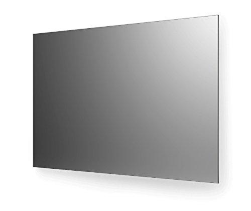Spiegel ID Crystal Series: KRISTALLSPIEGEL rechteckig - nach Wunschmaß und Verschiedene Formen - Made in Germany - Auswahl: (Breite) 40 cm x (Höhe) 60 cm (Rechteckiger Spiegel Ohne Rahmen)