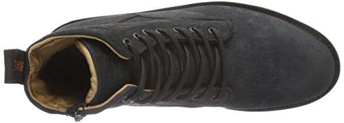 Blackstone Mw77, Bottes Classiques femme Noir - Noir