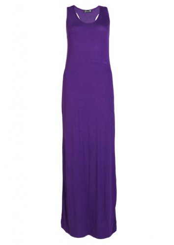 Sugerdiva Damen Kleid Violett