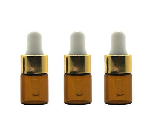 12 botes vacíos rellenables de vidrio para aceites esenciales, botella de gotas de perfume portátil, dispensador de incienso, recipiente para cosméticos