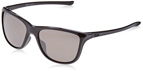 Oakley Damen Reverie Sonnenbrille, Schwarz (Negro), 55