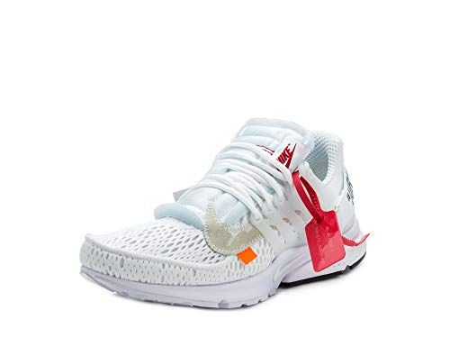 Nike Air Presto x Off White - White/Black Trainer