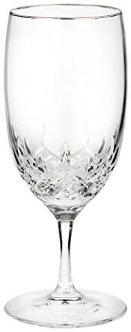 Waterford Iced Beverage Glass, Lismore Essence Platinum
