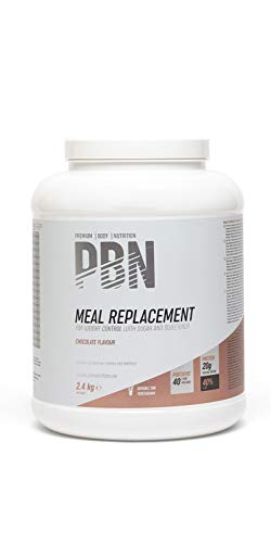 PBN Meal Replacement Chocolate 2.4kg Jar