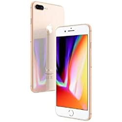 Apple iPhone 8 Plus - Smartphone con Pantalla DE 13,9 cm (64 GB, Oro)