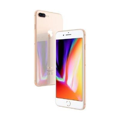 Apple iPhone 8 Plus Smartphone débloqué 4G (Ecran : 5,5 pouces – 256 Go – Micro-SIM – iOS) Or