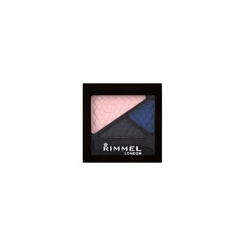 Rimmel Glam'Eyes Trio Eye Shadow ~ Sapphire Moonstone 761 by Rimmel