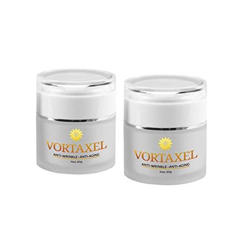 Vortaxel - Anti-Falten und Anti-Aging-Creme | Jetzt das 2-Dosen-Paket mit Rabatt kaufen (2)