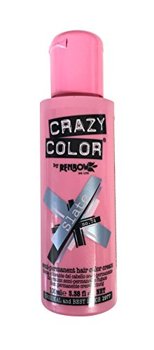 Crazy Color Haartönung 100ml (Slate)