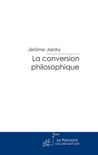La conversion philosophique