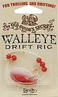 Lindy Old Guide's Secret Drift Rig, rot/weiß -