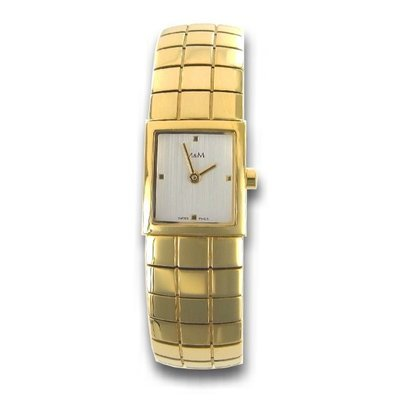 Alfex m5433.32–Montre bracelet pour femme, bracelet en acier inoxydable